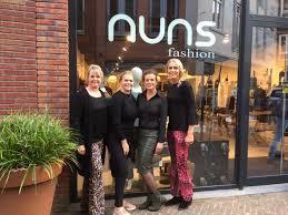Nuns Fashion