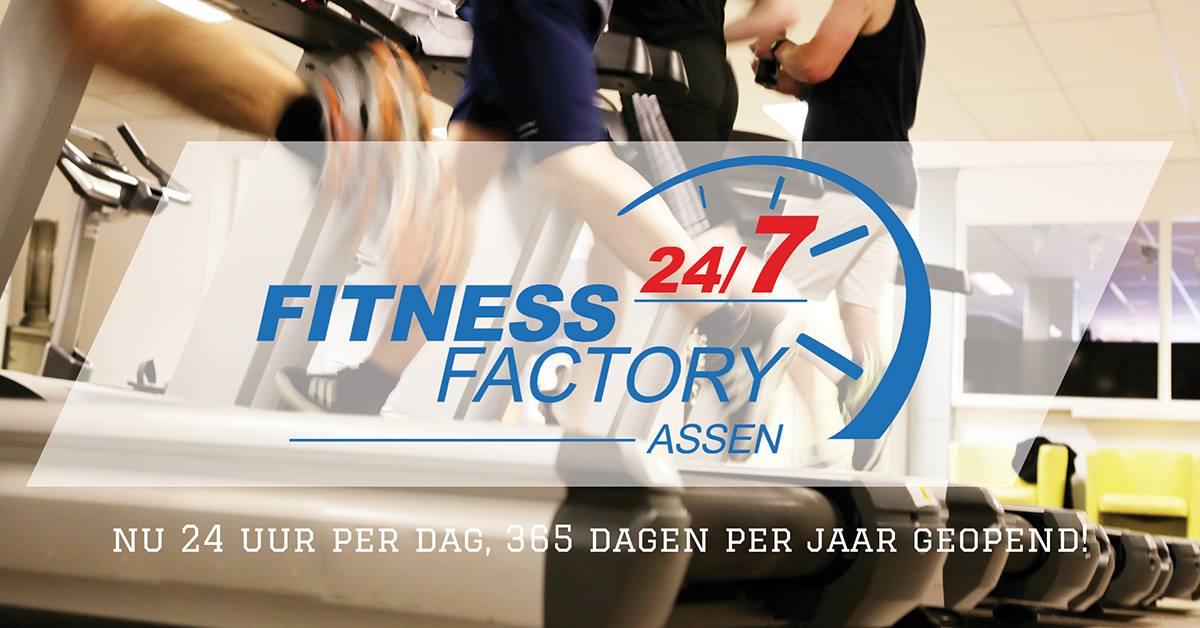 Fitness Factory Jan Kats