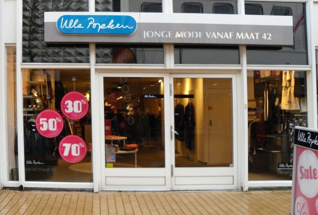Ulla Popken Jonge Mode vanaf Maat 42