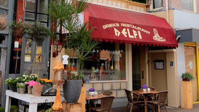 Grieks Restaurant Delfi