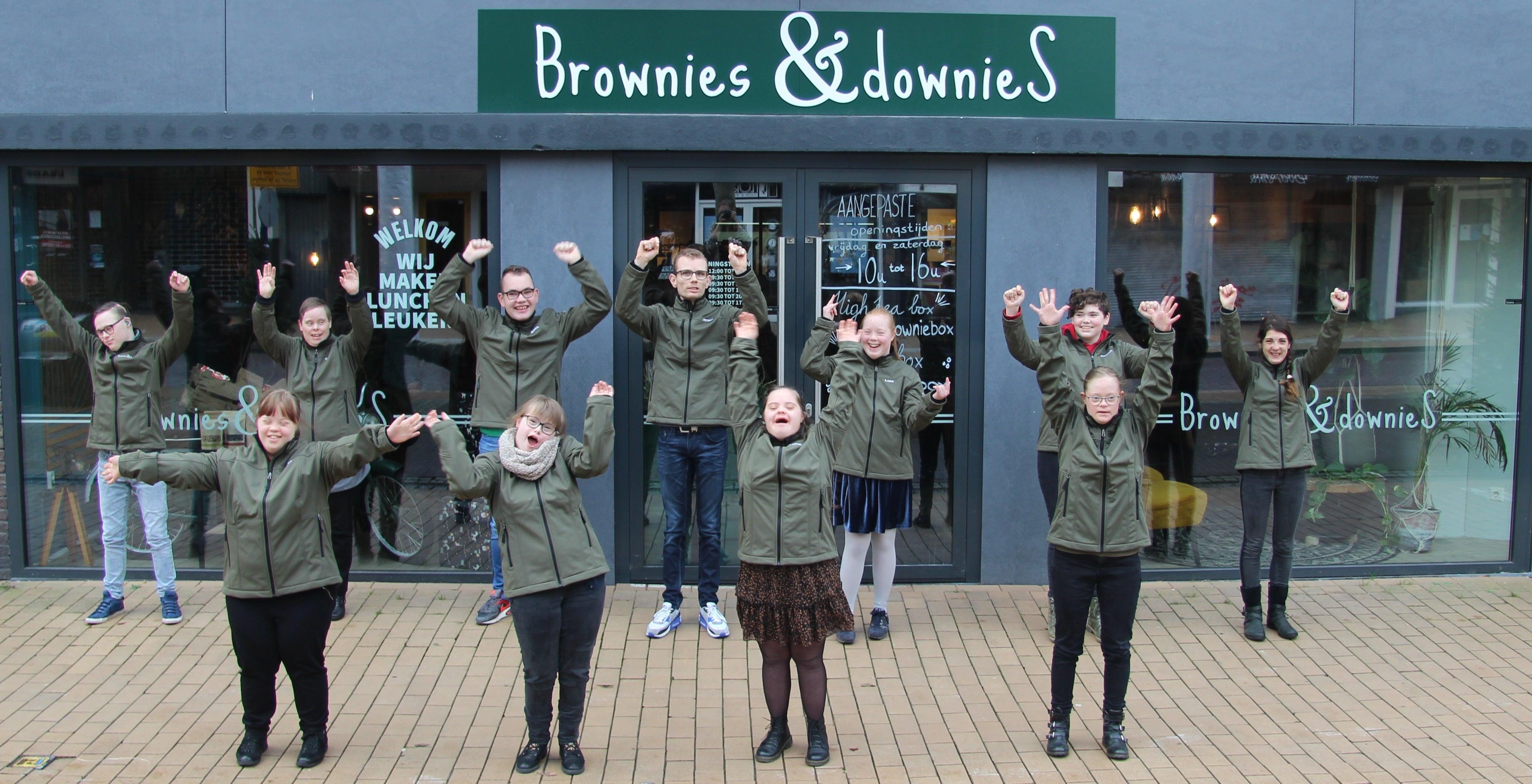 Brownies & downieS Assen